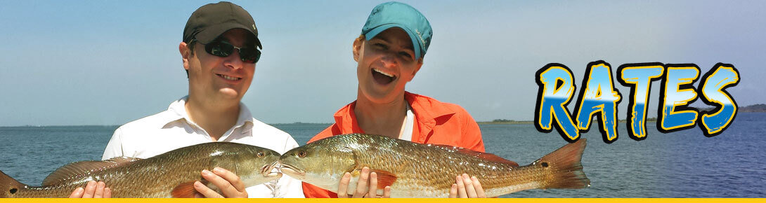 Crystal River Fishing Charter Rates