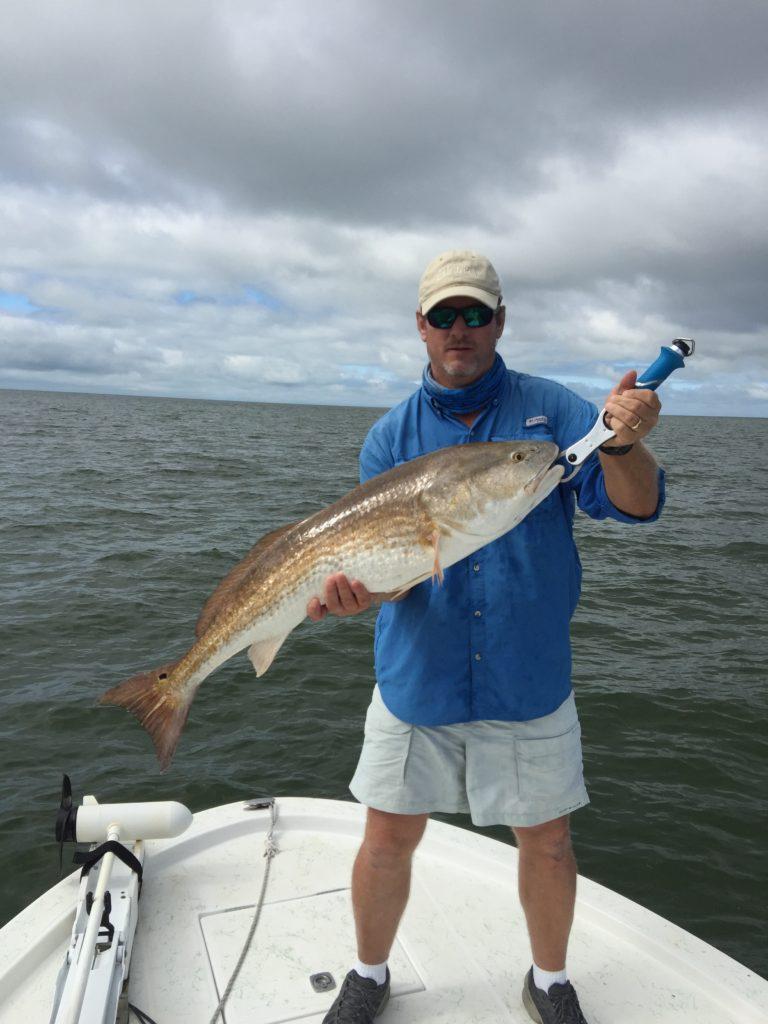 Big fish southern fishing guide service for Big fishing net